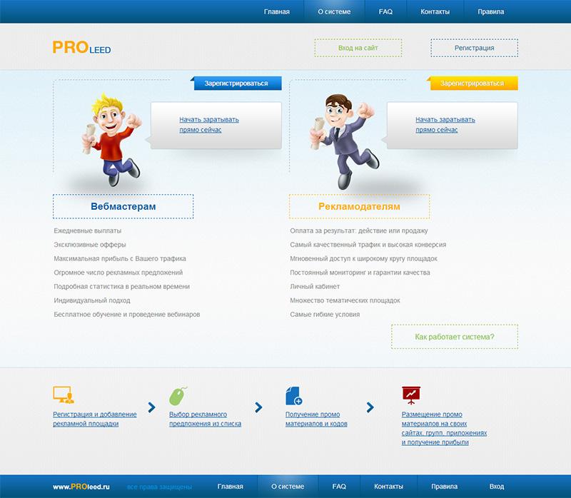 Сервис «ProLeed»