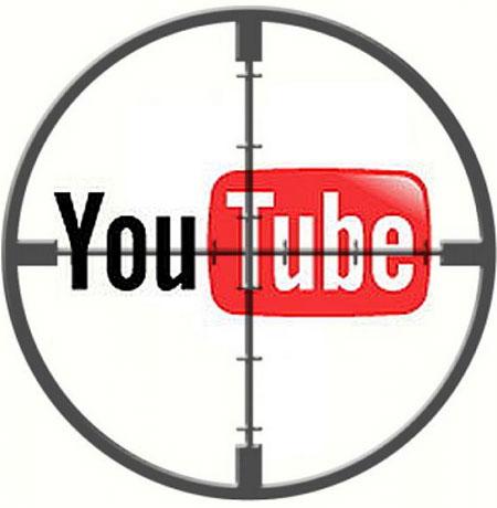 Наложение контента поверх видео youtube