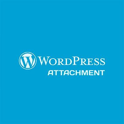 Убрать страницы вложений — WordPress